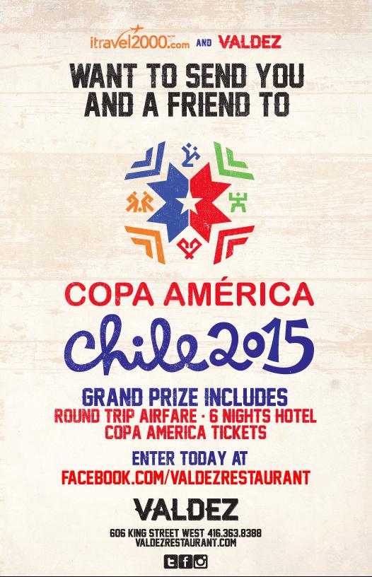 Copa America Round Trip